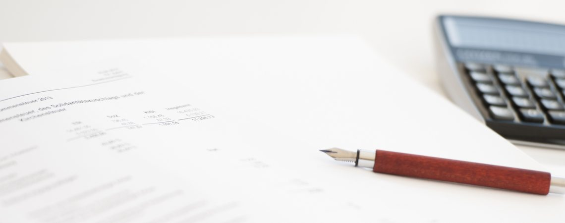 Jahresabschluss Steuererklärung Aalen